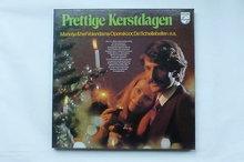 Prettige Kerstdagen -Marietje & volendams operakoor, de schellebellen (2 LP)