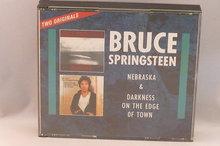 Bruce Springsteen - Nebraska / Darkness on the edge of town (2 CD)