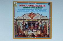 """16 Draaiorgel Hits Draaiorgel """" De Arabier"""" (LP)"""