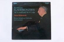 Beethoven - Klavierkonzerte / Artur Rubinstein (LP)