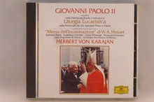 Giovanni Paolo II - Liturgia Eucaristica / Herbert von Karajan