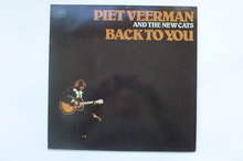 Piet Veerman and the New Cats - Back to you (LP)