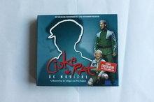Ciske de Rat - De Musical / Origineel Castalbum (CD + DVD)