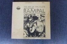 Jean Pierre Rampal - The Art of the Flute 7 LP Box