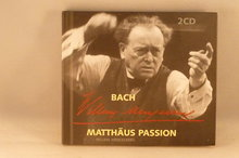 Bach - St. Matthew Passion / Jo Vincent, Willem Mengelberg (2 CD)