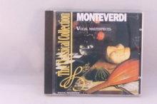 Claudio Monteverdi - Vocal Masterpieces