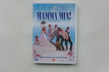 Mamma Mia - The Movie DVD