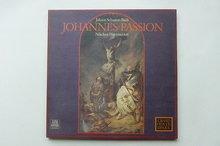 J.S.Bach - Johannes-Passion / Nikolaus Harnoncourt (3 LP)