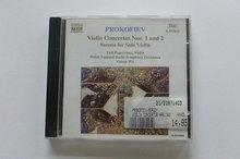 Prokofiev - Violin Concertos / Antoni Wit