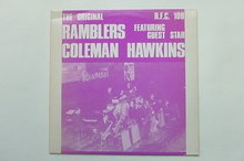 The Original Ramblers feat. Coleman Hawkins (LP)