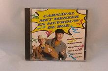 Carnaval met Meneer en Mevrouw De Bok