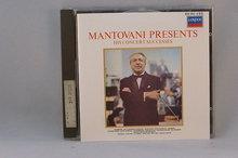 Mantovani - Presents His Concert Successen