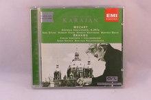 Mozart - Sinfonia Concertante / Karajan Edition