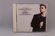George Michael and Queen - Five Live (USA)