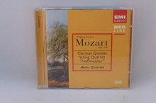 Mozart - Clarinet Quintet / Melos Quartett