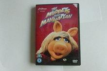 The Muppets take Manhattan (DVD)