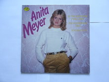 Anita Meyer - In the meantime i will sing (LP)