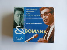 Godfried Bomans - Een 10 delige radioserie over Godfried Bomans (5 CD)