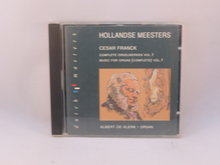 Franc - Complete Organ Works vol.1 / Albert de Klerk