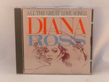 Diana Ross - All the Great Love Songs (Germany)