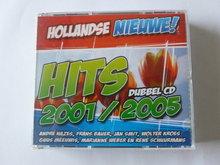 Hollandse Nieuwe! - Hits 2001/2005 (2 CD)