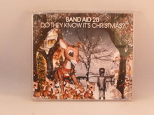 Band Aid 20 - Do they know it's Christmas? (single cd)