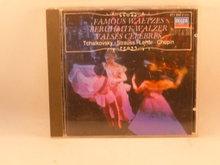 Famous Waltzes - Tchaikovsky, Strauss, Lehar, Chopin