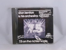Stan Kenton - 7.5 on the richter scale