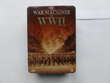 The War Machines of WWII (10 DVD + luxe boek)