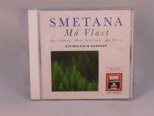 Smetana - Ma Vlast / Sir Malcolm Sargent