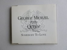 George Michael and Queen - Somebody to love (CD Single)