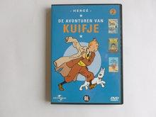 De Avonturen van Kuifje 2 (DVD)