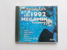 Turn up the Bass - the 1992 Megamix vol 1