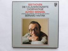 Beethoven - die 5 klavierkonzerte / Alfred Bendel / Haitink (5 LP)