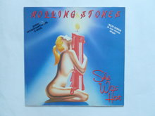 Rolling Stones - She was hot (maxi-single)