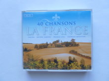La France - 40 Chansons (2 CD)