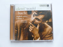 Glenn Gould - Bach / English suites vol. 1