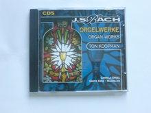 Bach - Orgelwerke vol.5 / Ton Koopman