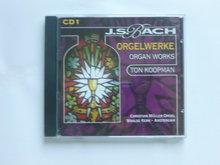 Bach - Orgelwerke vol. 1 / Ton Koopman