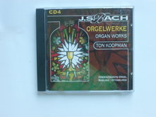 Bach - Orgelwerke vol 4 / Ton Koopman
