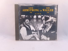 Louis Armstrong & Fats Waller – Live 1938 / 1940