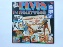 Elvis Presley - Elvis in Hollywood (LP)