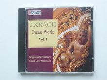 J.S. Bach - Organ Works vol.1 / Jacques van Oortmerssen