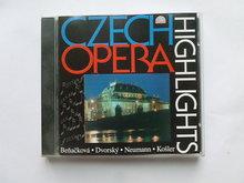 Czech Opera Highlights - Smetana / Dvorak