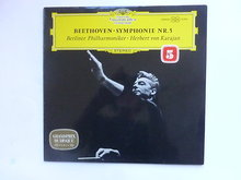 Beethoven - Symphonie 5 / Karajan (LP)