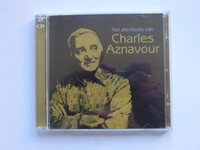 Charles Aznavour - Het Allerbeste van (2 CD)