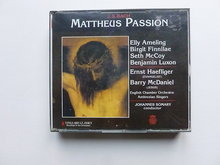 Bach - Mattheus Passion / Elly Ameling / Somary (3 CD)
