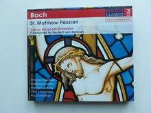 Bach - St. Matthew Passion / Karajan / Kathleen Ferrier (3 CD)