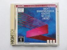 Bach - Brandenburgische Konzerte / I Musici