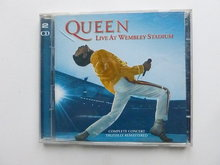 Queen - Live at the Wembley Stadium (2 CD)